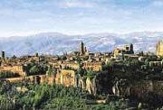 Orvieto: Wine, oil and art in the Italian Countryside.